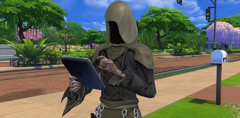 Matan a la muerte en los Sims 4