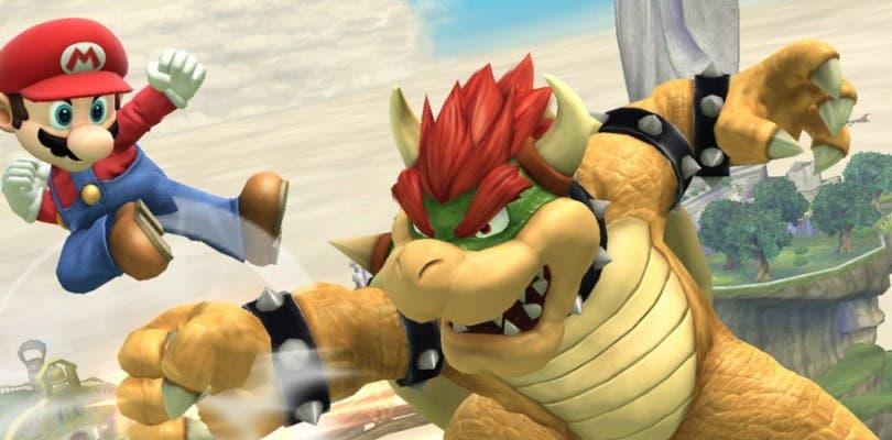 Super Smash Bros. adelanta su fecha de lanzamiento