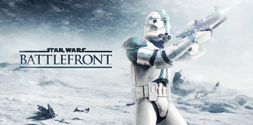 Star Wars: Battlefront tendrá mayor resolución en PlayStation 4 que en Xbox One
