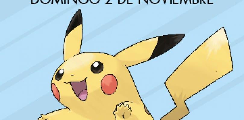 Pokémon Rubí Omega y Pokémon Zafiro Alfa podrán probarse en el salón de Manga de Barcelona