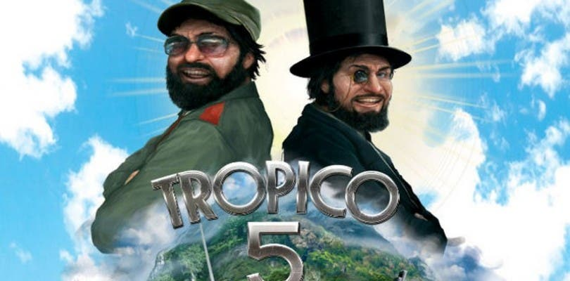 Trópico 5 llegará a PlayStation 4 en abril