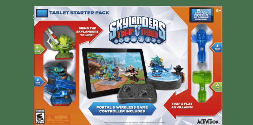 Skylanders: Trap Team llega a tablets