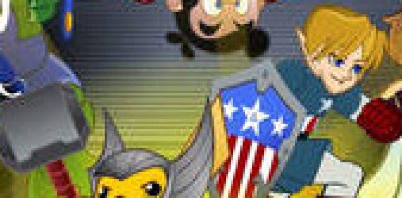 Los personajes de Nintendo te resumen Los Vengadores en menos de cuatro minutos