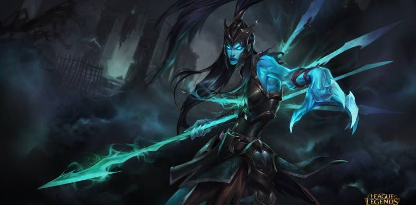 Kalista, la nueva campeona de League of Legends