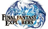 La Demo de Final Fantasy Explorers nos muestra la personalización de monstruos y del protagonista