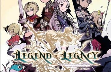 Ya tenemos disponible el segundo tráiler de The Legend of Legacy