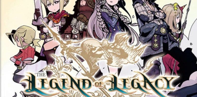 Ya tenemos disponible el segundo tráiler de The Legend of Legacy