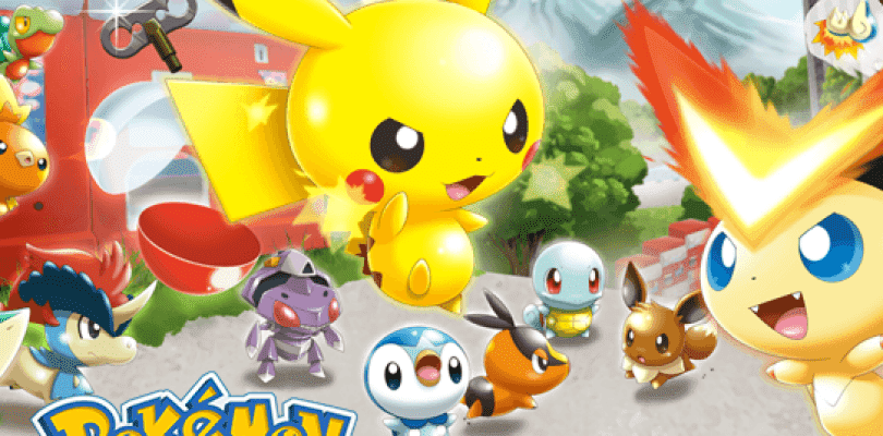 Las figuras Amiibo desbloquean algunos personajes en Pokemon Rumble U