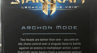 Imagen de Nuevo modo de juego de StarCaft 2 en Legacy of the Void