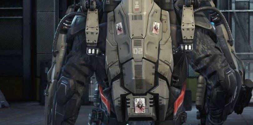 Call of Duty Advanced Warfare – Los emblemas se reinician al pasar de prestigio