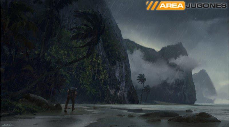 Concept Art de Uncharted 4 por Eytan Zana -Areajugones