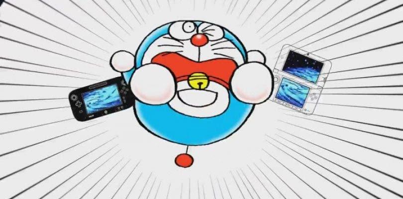 Tráiler de SF Dotabata Party!!, el nuevo juego de Doraemon