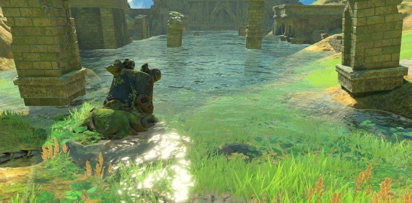 Monolith Soft está trabajando en Zelda: Breath of the Wild