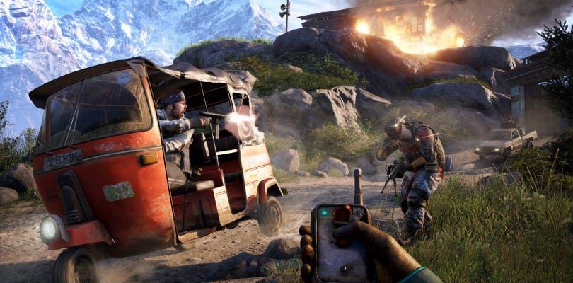 Nuevo parche para Far Cry 4 en Xbox 360 y Xbox One