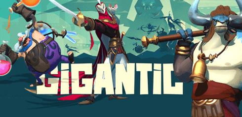 GIGANTIC The Game [2] - sGo
