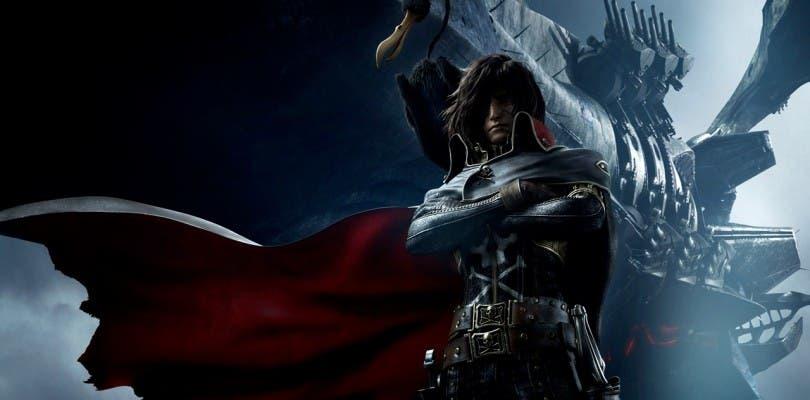 Ya hay fecha de estreno en España para Capitán Harlock
