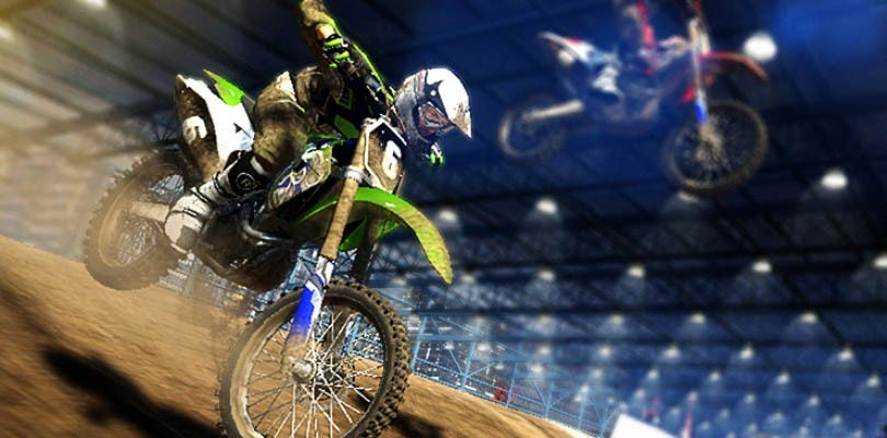 MX vs ATV: Supercross ya está a la venta