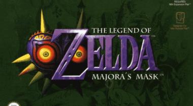 """Imagen de Nintendo UK lista """"Majora's Mask"""" el 15 de febrero"""