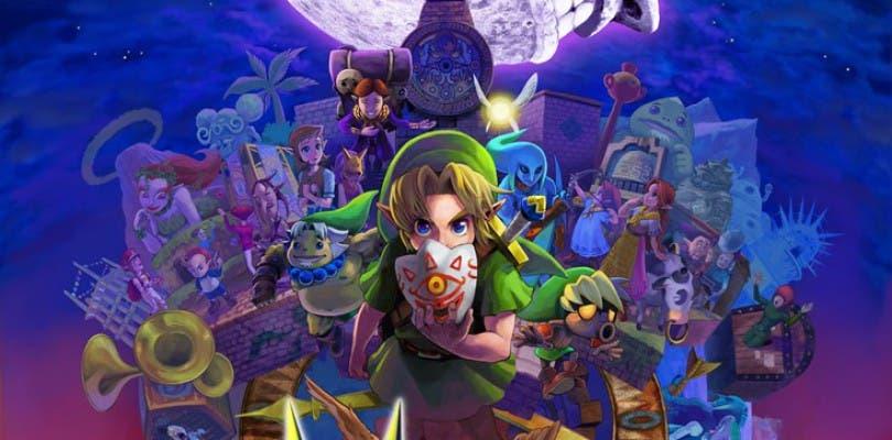 Nintendo podría haber eliminado las zonas de carga en The Legend Of Zelda: Majora´s Mask