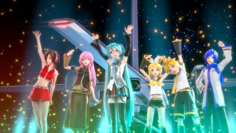 Project diva analisis 1