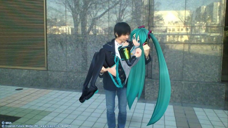 Project diva analisis 2