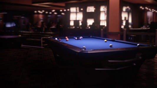 Pure Pool entorno