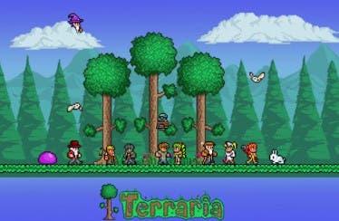 Un nuevo video enseña el multijugador de Terraria en Wii U