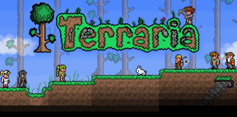 Terraria para Nintendo Switch ya cuenta con fecha de lanzamiento