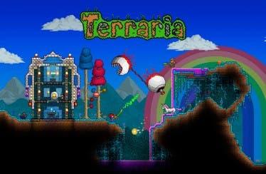 Terraria se muestra en un nuevo vídeo en su versión de Wii U