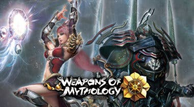 Imagen de Weapons of Mythology: Nuevo Free to Play para PlayStation 4 y PC