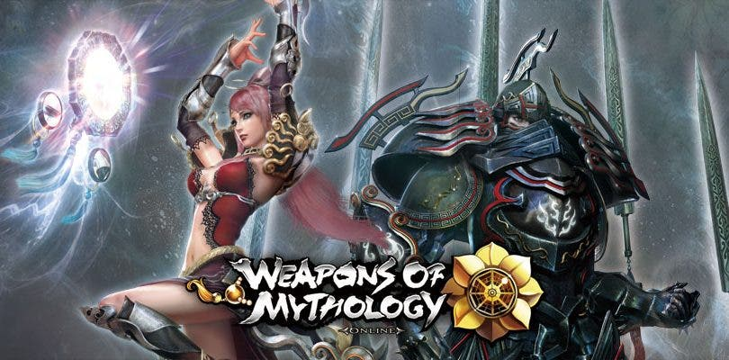 Weapons of Mythology: Nuevo Free to Play para PlayStation 4 y PC