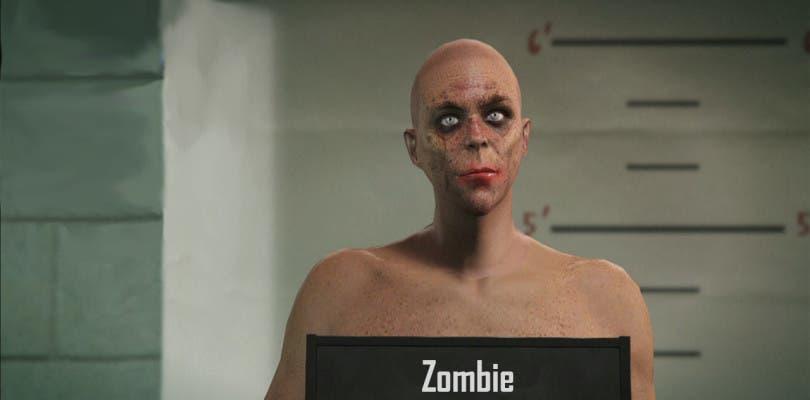 Crea la apariencia de un zombie en GTA Online