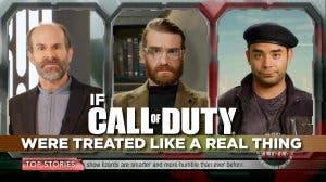 Imagen de ¿Como sería la guerra de Call of Duty si fuera real?