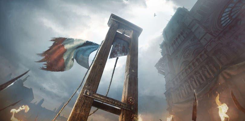 Observamos Assassin's Creed Unity en lugares reales de París
