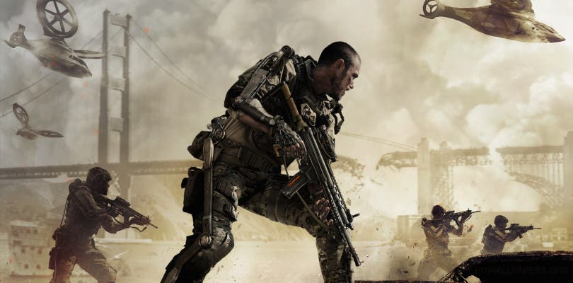 Call of Duty: Advanced Warfare da ciertos problemas en su multijugador en PlayStation 3 y Xbox 360