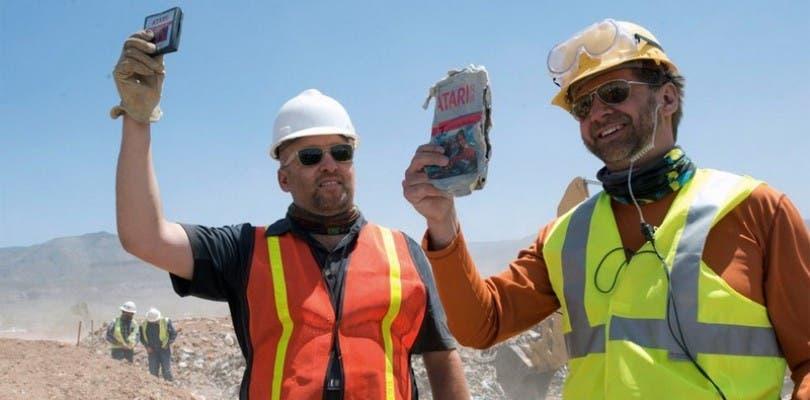 Los cartuchos de Atari encontrados en el desierto llegan a Ebay