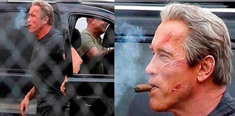 Primera imagen de Arnold Schwarzenegger en Terminator Génesis