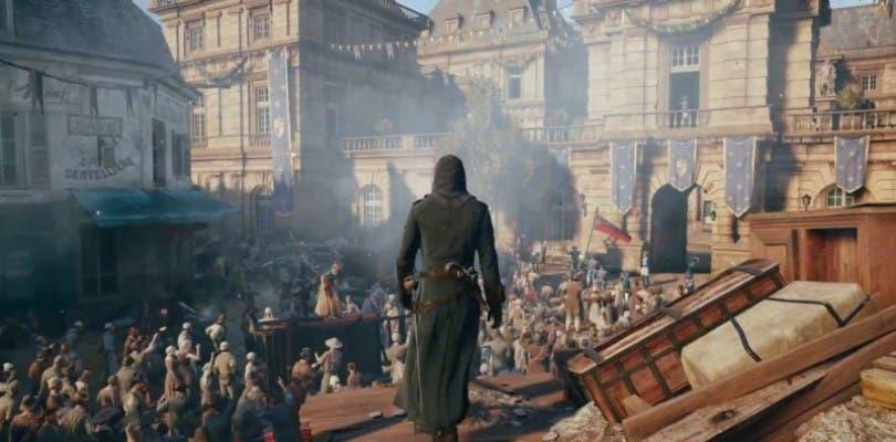 Ubisoft lanza la app oficial de Assassin's Creed Unity