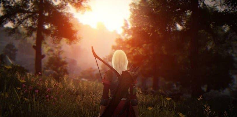 La beta abierta de Black Desert ya está disponible para su descarga en Xbox Store