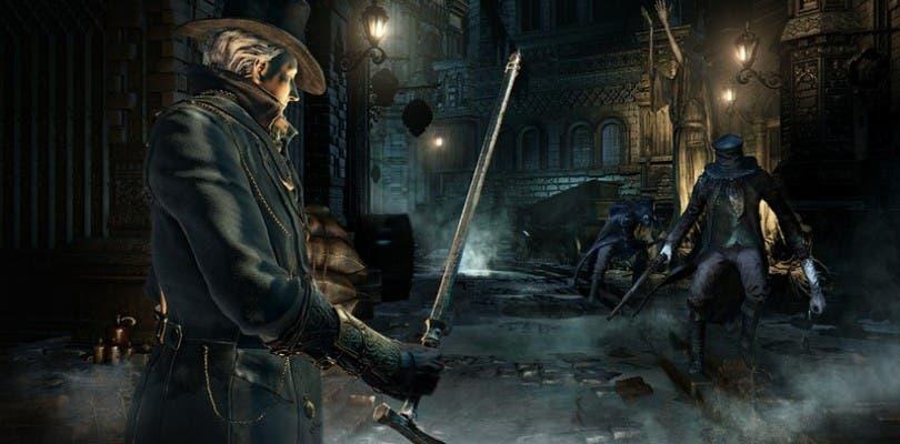 Nuestro personaje en Bloodborne podrá equiparse escudos