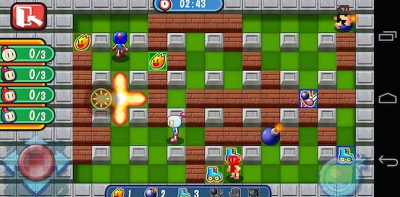 Vuelve a disfrutar del bélico Bomberman