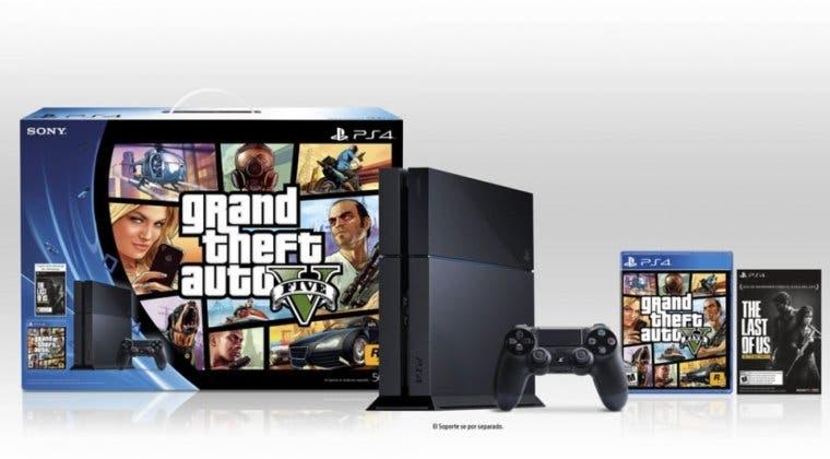 Imagen de Sony lanzará dos packs de Playstation 4 para el Black Friday