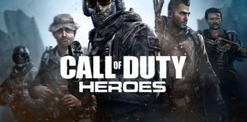 Nuevo tráiler de Call of Duty: Heroes