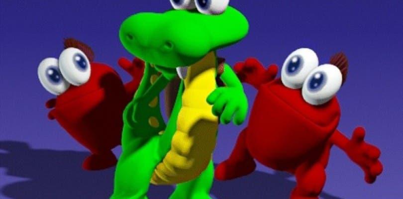 Consiguen emular el mítico Croc de PlayStation en un reloj con Android