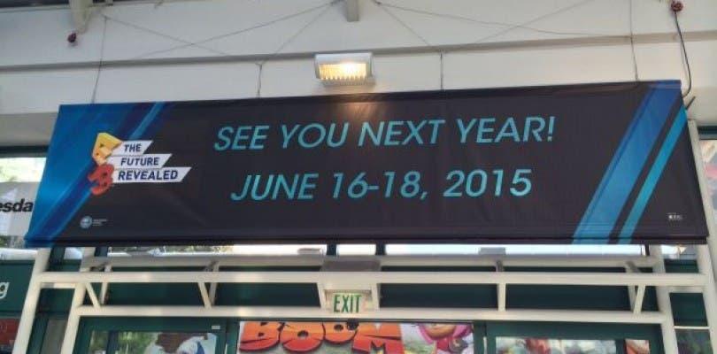 Llegan las primeras inscripciones del E3 2015