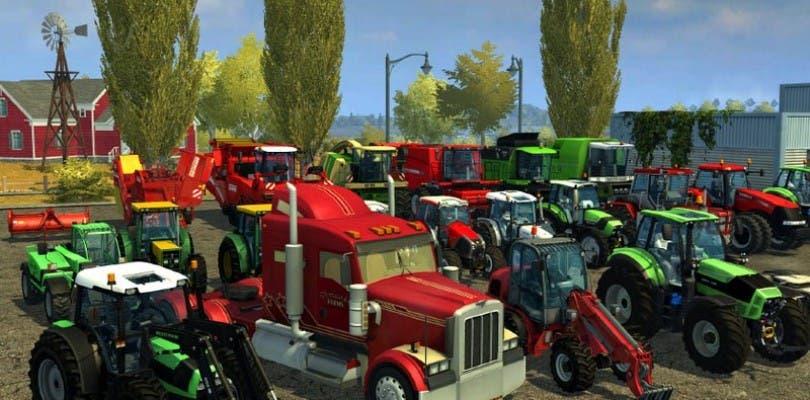 Farming Simulator 15 se estrenará en consolas el 19 de mayo
