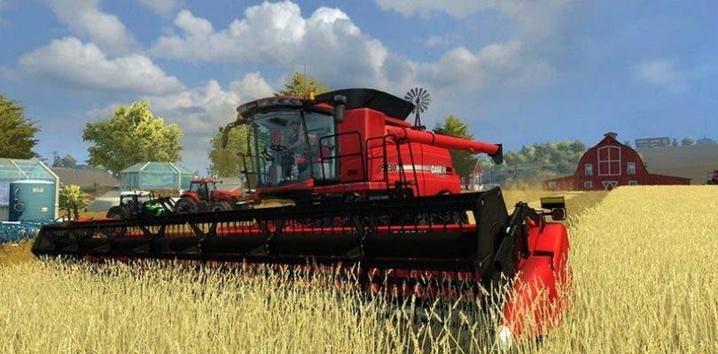 Farming Simulator 18 llegará el próximo junio a 3DS y Vita