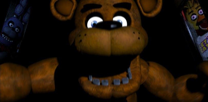 Five Nights At Freddy's 2 llega a Steam