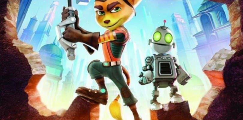 Nuevo póster oficial de la película de Ratchet & Clank
