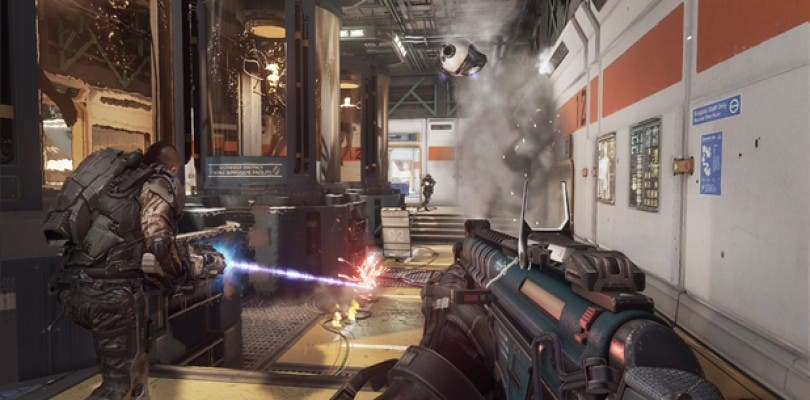 Nuevo parche de Advanced Warfare para Xbox One y Xbox 360